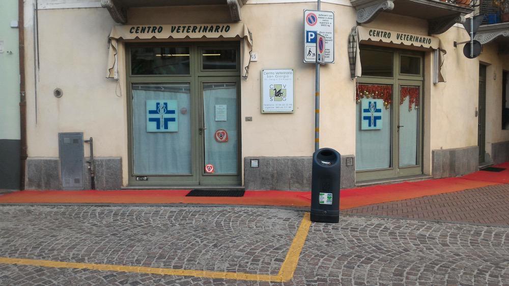 Centro Veterinario San Giorgio - Entrata