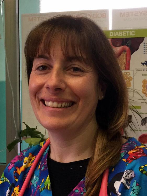 Daniela Portaleone - Centro Veterinario San Giorgio Canavese